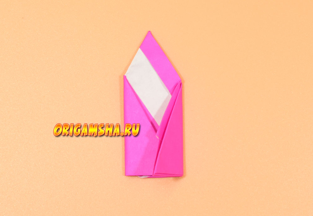 Оригами карандаш