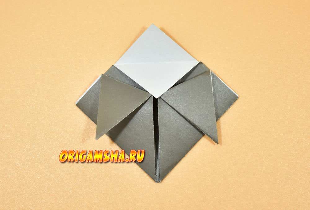 Оригами муха